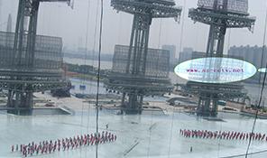 爱迪AD监控产品为2010广州亚运会保驾护航!
