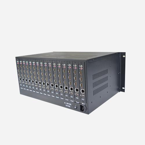 AD2048DL-4K高配网络解码矩阵